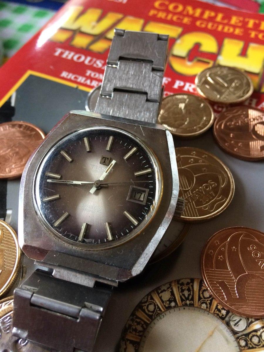 3a7022466da relógio tissot seastar impecavel peça de colecionador. Carregando zoom.