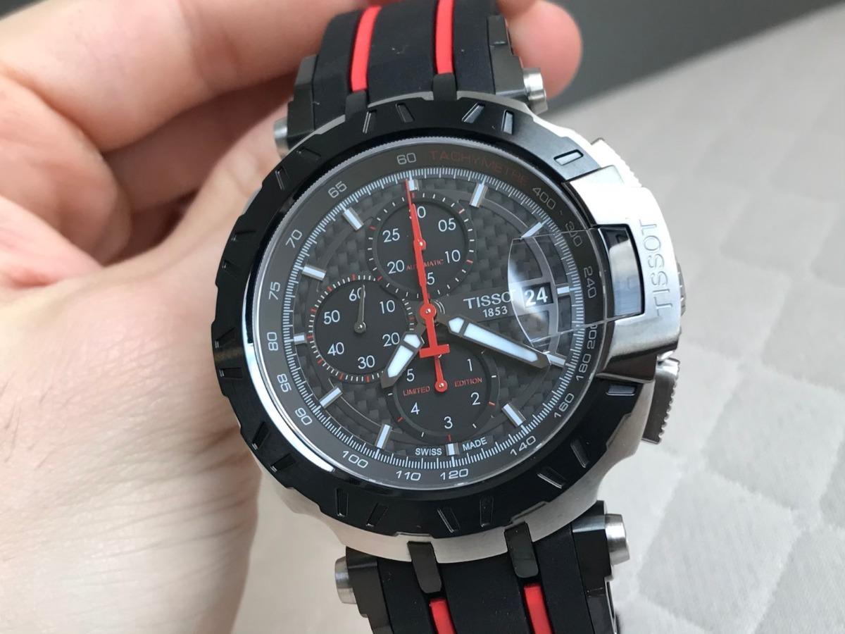 76e63280731 relógio tissot t-race moto gp automatic t092.427.27.201.00. Carregando zoom.