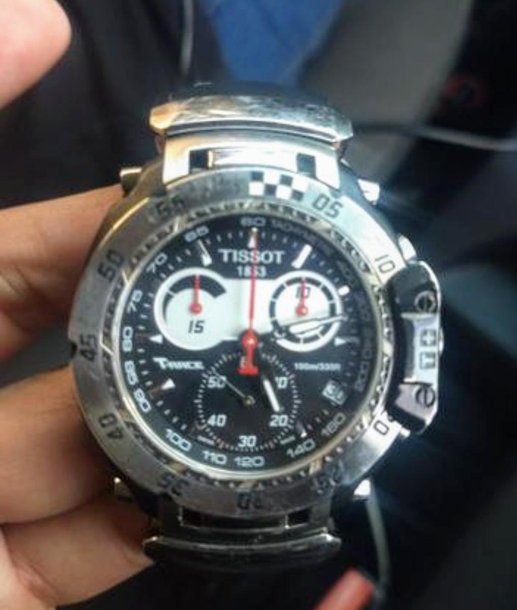 40d2d62152d relógio tissot t-race moto gp edição especial. Carregando zoom.