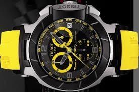 ade816ba1bc Relógio Tissot T-race Moto Gp Preto   Branco   Vermelho   - R  1.759 ...