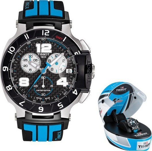 81e55882869 Relógio Tissot T Race Moto Gp T0484172720700 Edicao Limitada - R ...