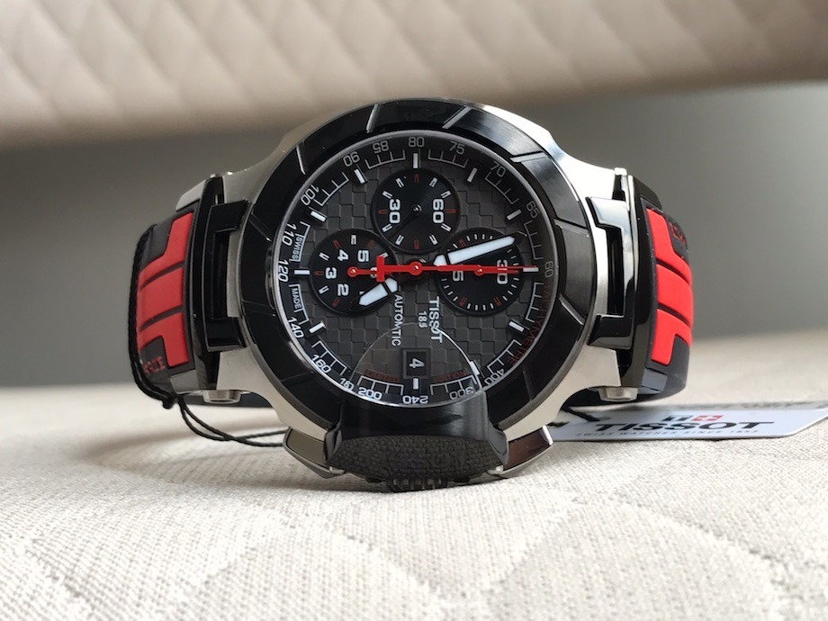 ef978dcb90b relógio tissot t-race motogp chronograph automatic le swiss. Carregando  zoom.