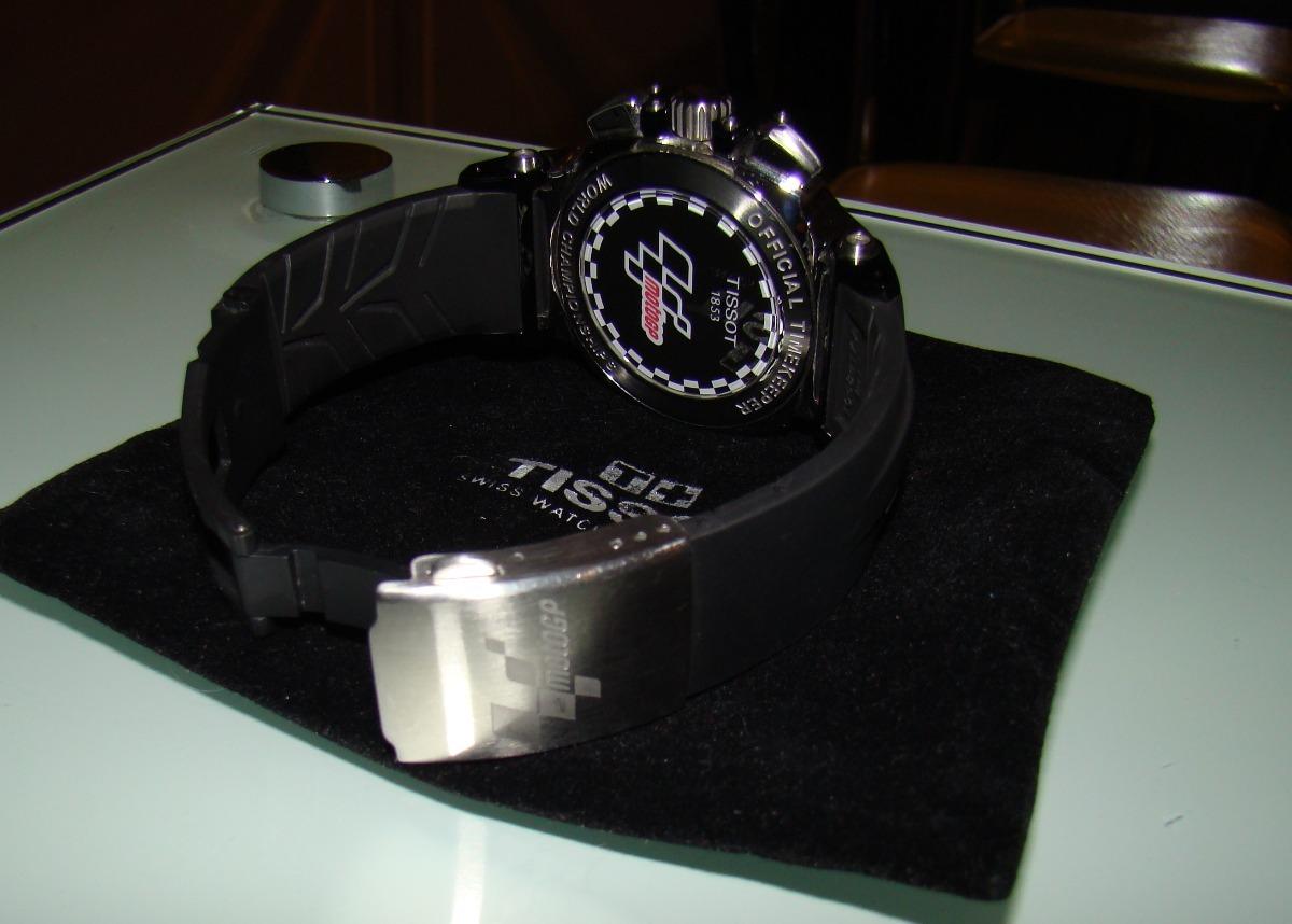 7c01ec5367b relogio tissot t-race motogp (original) t0484172705100. Carregando zoom.