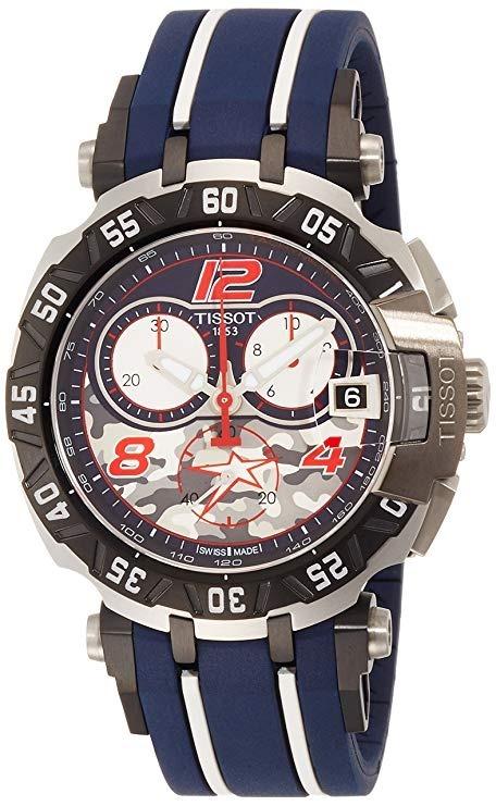 1e5bd2e1716 Relógio Tissot T-race Nicky Hayden Chronograph Men s - R  2.799