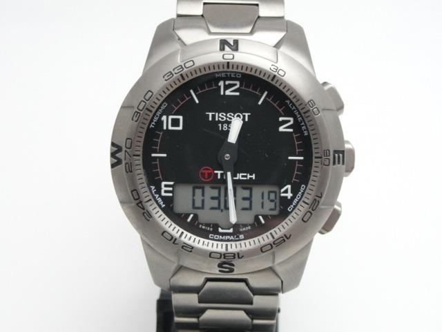 44b4962e7fc Relógio Tissot T-touch