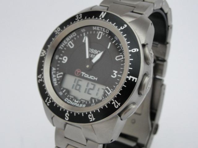 3591b60636a Relógio Tissot T- Touch Titanium - Swiss Made - Original - R  3.250 ...
