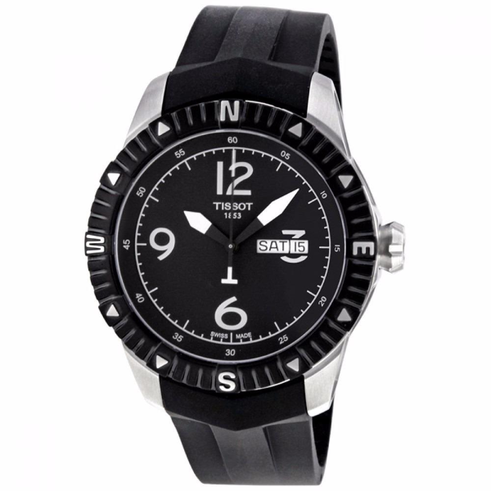 a5bd17d9549 relógio tissot t0624301705700 masculino original 12x sem jur. Carregando  zoom.