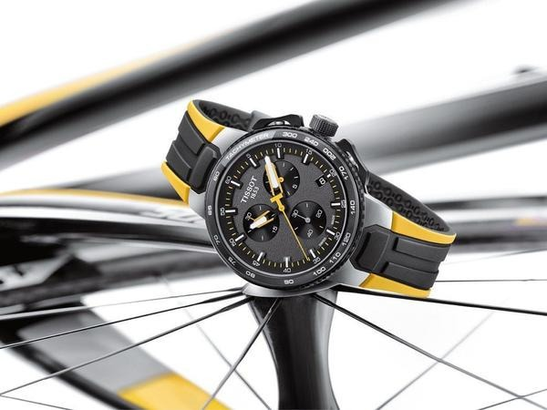 153beb9d939 Relogio Tissot T1114113744100 T-race Cycling Tour De France - R ...