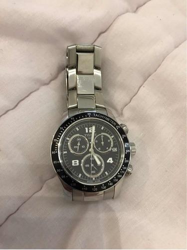 relógio tissot tachy meter - original