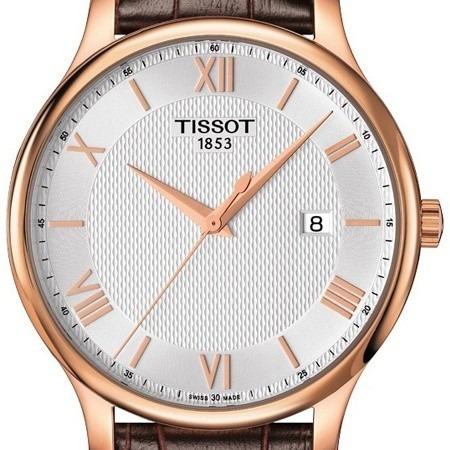 663bfc7e5b6 Relógio Tissot Tradition Novo - R  799