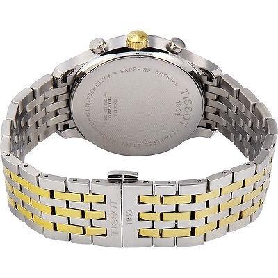 2c48adfcd6a Relógio Tissot Tradition T063.617.22.037.00 Misto Dourado - R  1.378 ...