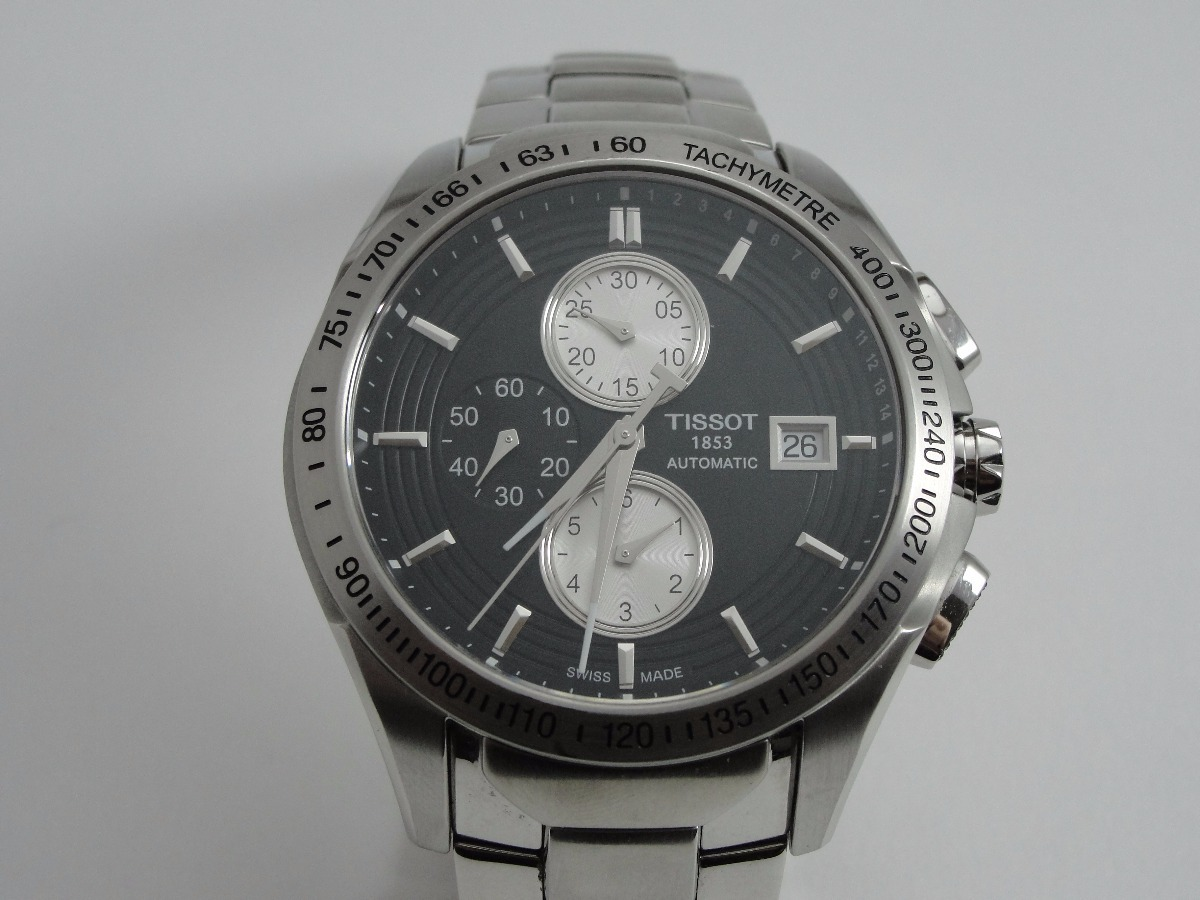b937cd182d0 relógio tissot veloci-t - automático - impecável. Carregando zoom.