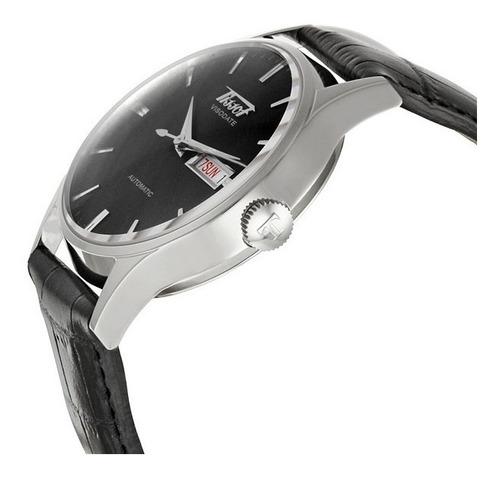 relogio tissot visodate automatico heritage t0194301605101