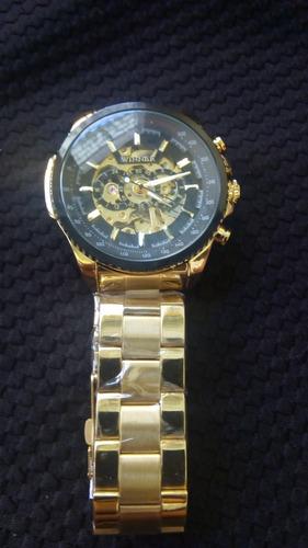 relógio tm428 stainless original //automático top