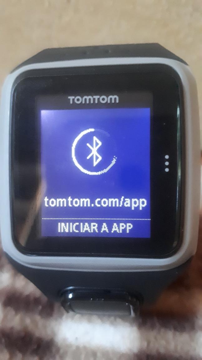 Relogio Tom Tom Com Gps Cardio E Bluetooth