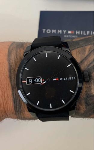 relogio tommy hilfiger 1791382 100% original! super promoção