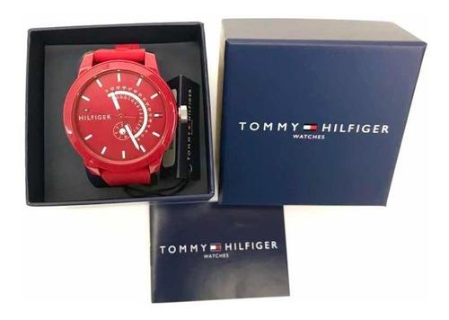 relogio tommy hilfiger 1791480 100% original! exclusivo! top