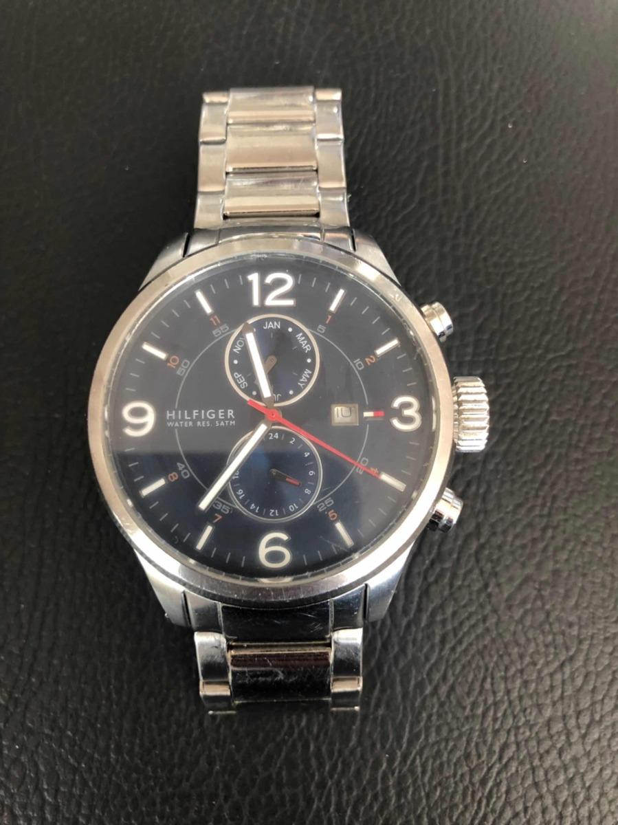 3250c02be80 relógio tommy hilfiger. Carregando zoom.