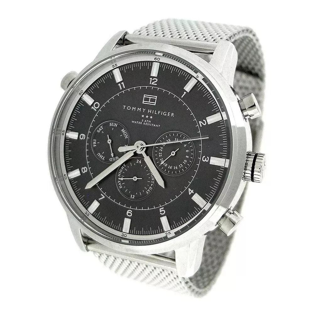 f3add34af13 Relógio Tommy Hilfiger 1790877 - R  1.079