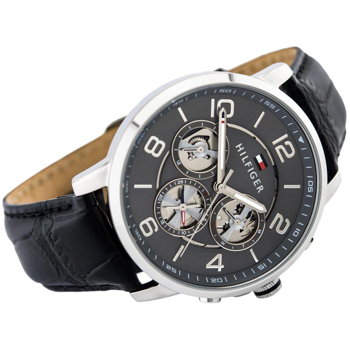 9e43acfba Relógio Tommy Hilfiger Automatic 1791289 - R$ 1.499,00 em Mercado Livre