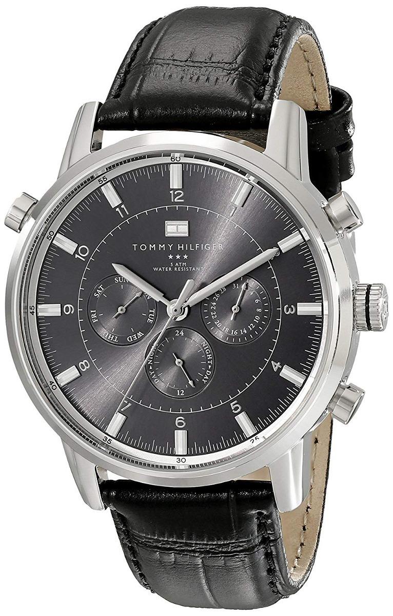 0446a70ab7c Relógio Tommy Hilfiger 1790875 - R  1.087