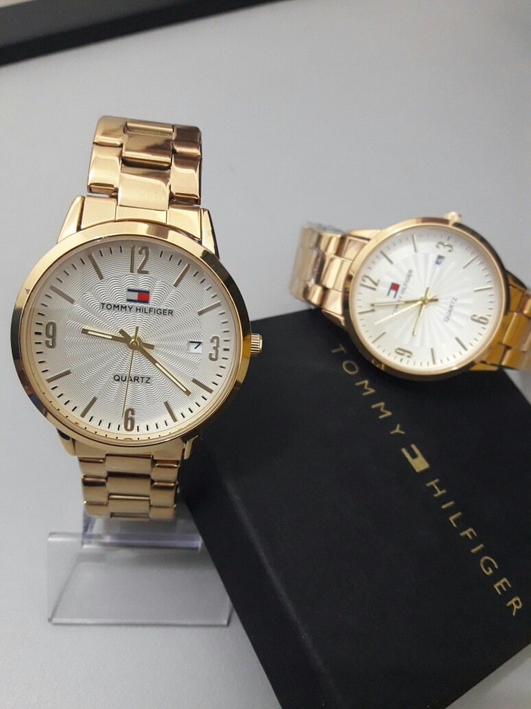 148bd511429 relógio tommy hilfiger feminino   frete gratis  12 x s juros. Carregando  zoom.