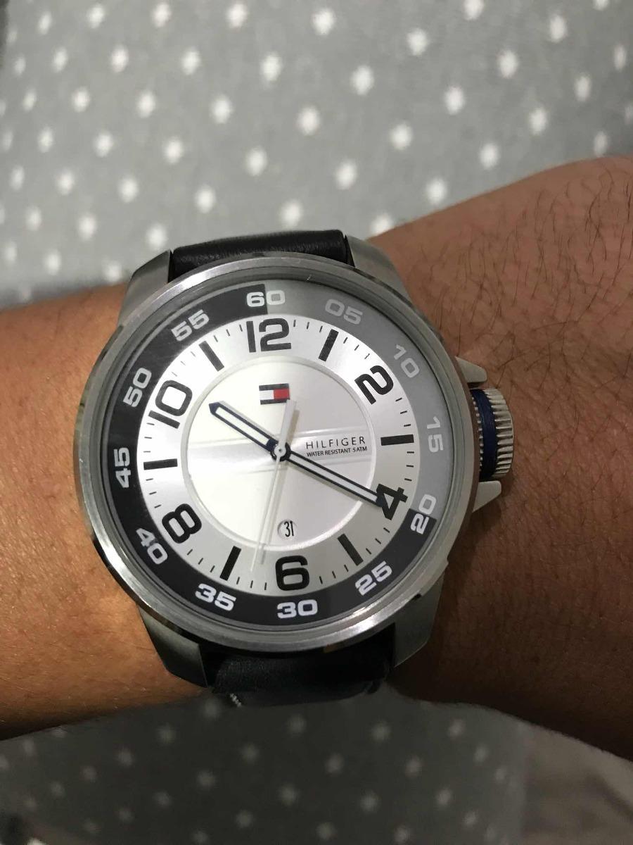 5907e53a6e5 relógio tommy hilfiger masculino. Carregando zoom.