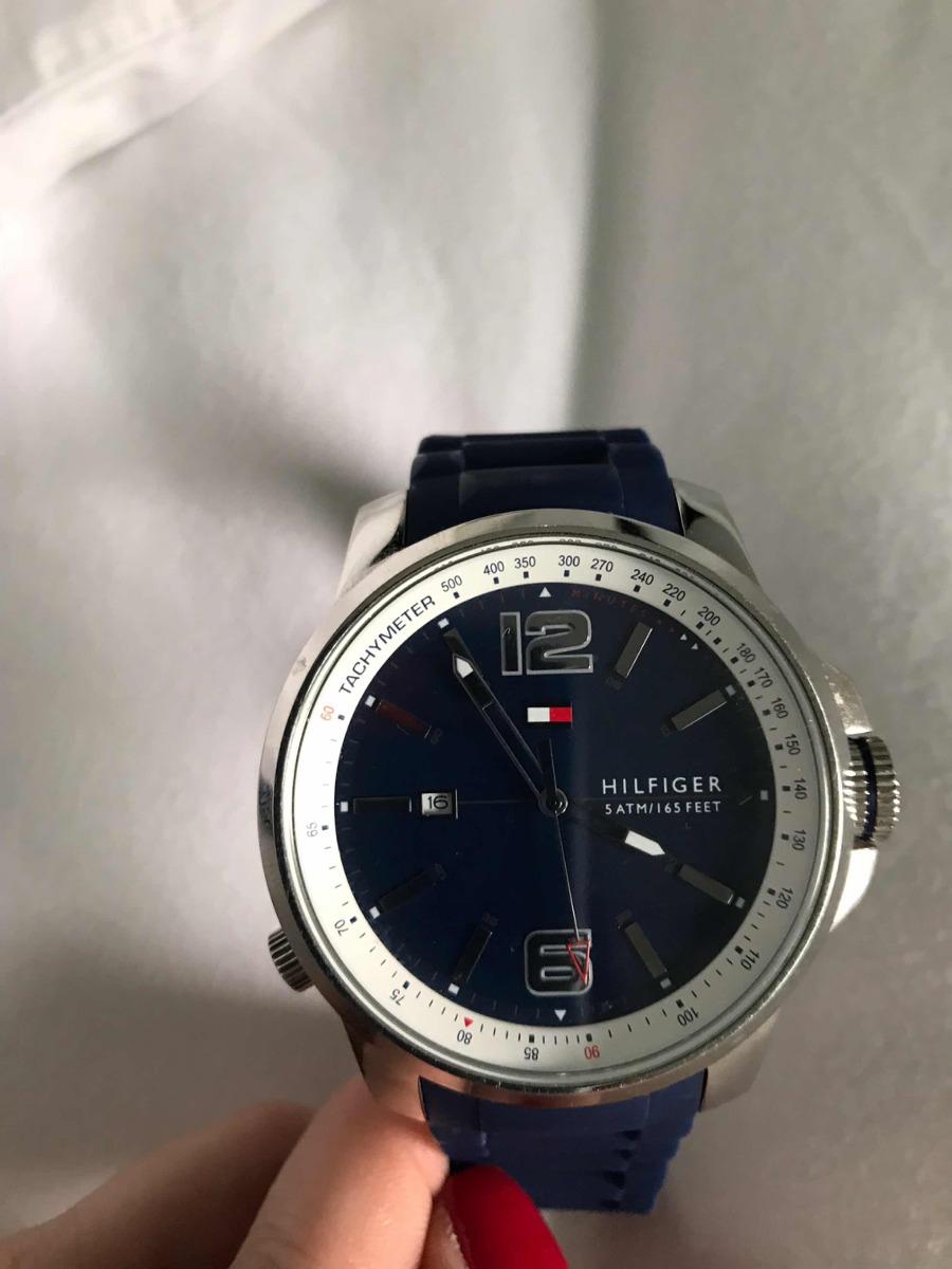 88ae564a7a8 relógio tommy hilfiger masculino original. Carregando zoom.