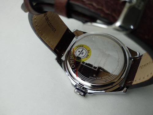 relógio tommy hilfiger mod. ryan 1791207 autêntico
