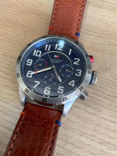 relógio tommy hilfiger - modelo 1791066 - na caixa!