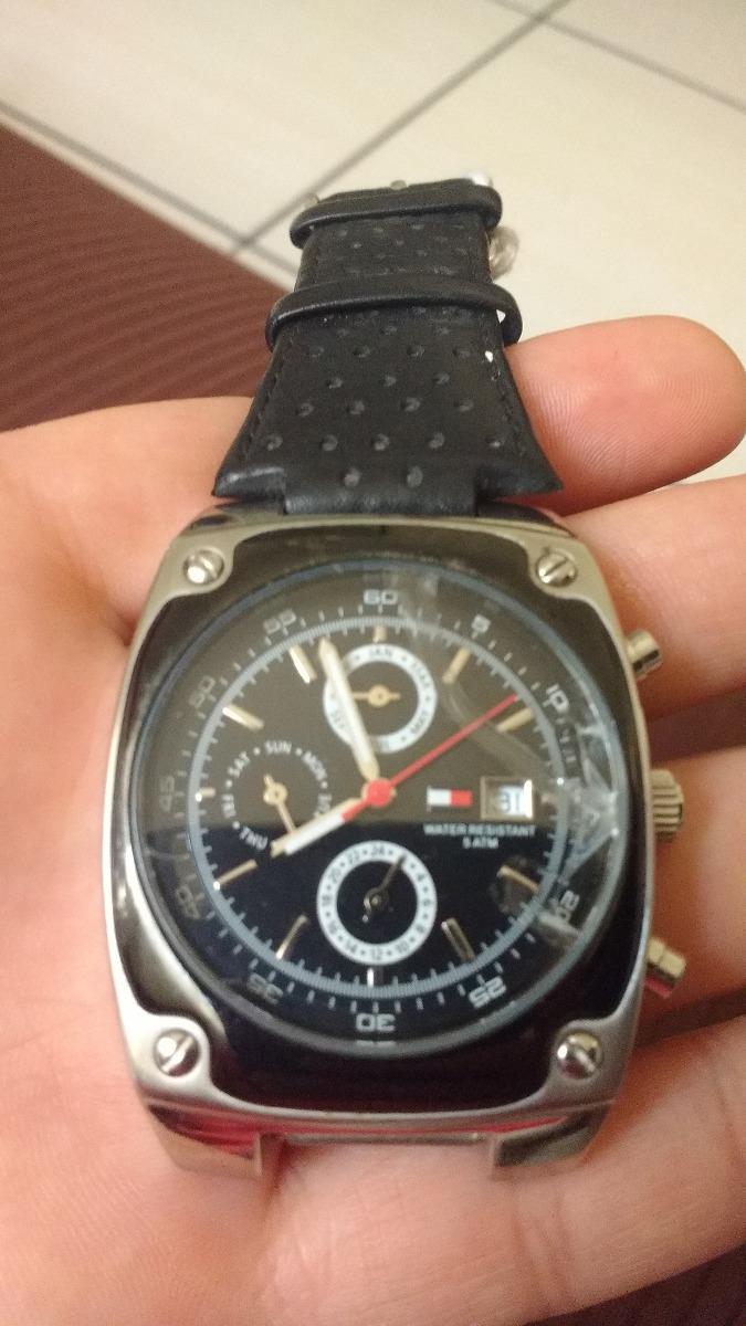 1c0325e44e7 relógio tommy hilfiger para conserto abaixei para vender. Carregando zoom.
