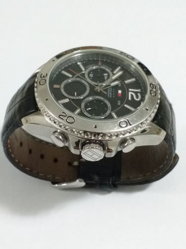 relógio tommy hilfiger th.242.1.14.1595 original.