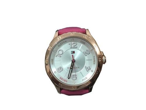 relógio tommy hilfinger feminino pulseira de couro