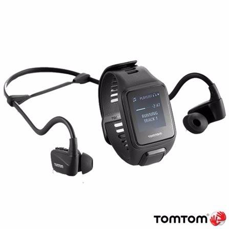 40ab77b2773 Relógio Tomtom Spark 3 Cardio Music Gps + Fone envio Gratis - R ...