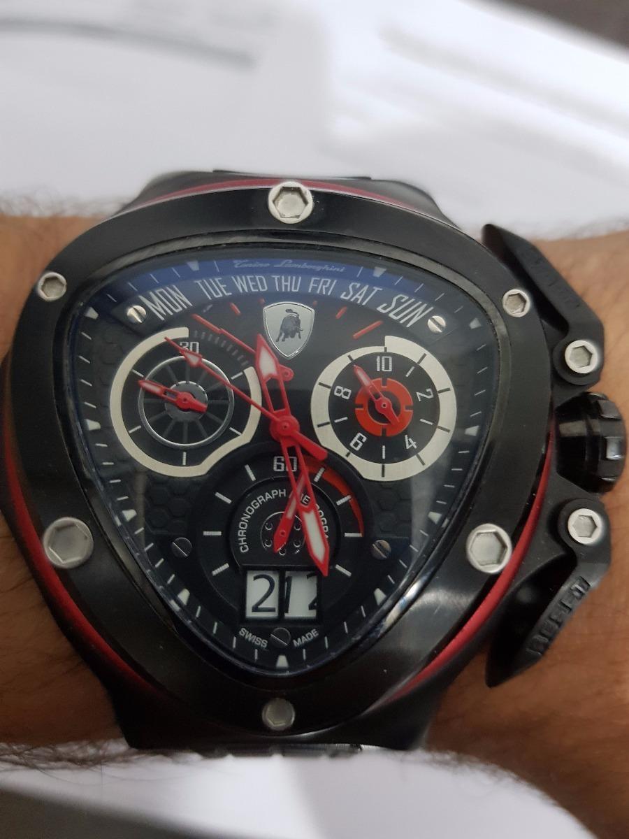 1b3eb8202d4 relógio tonino lamborghini spyder 3018. Carregando zoom.