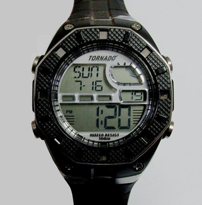 424fc6edee1 Relógio Tornado Masculino Digital