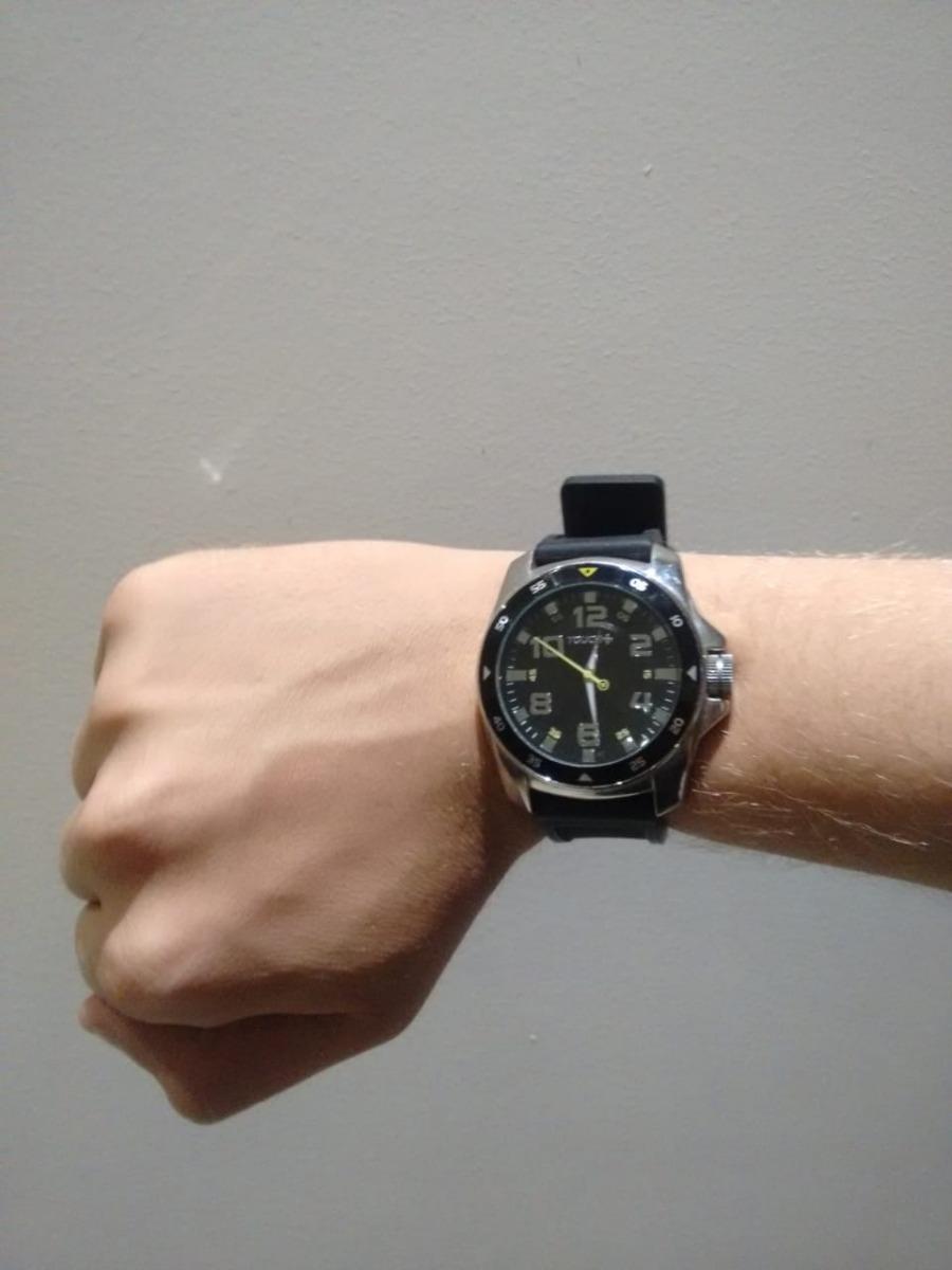 29d53879ea1 relógio touch masculino seminovo. Carregando zoom.