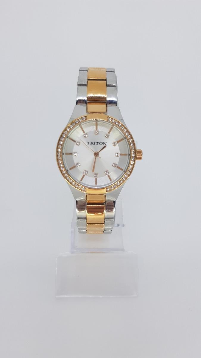 8ca156d1b Relógio Triton Feminino Mtx505 - R$ 279,00 em Mercado Livre