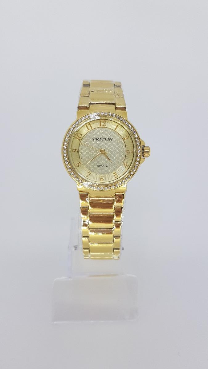 d67b31347 Relógio Triton Feminino Mtx518 - R$ 279,00 em Mercado Livre