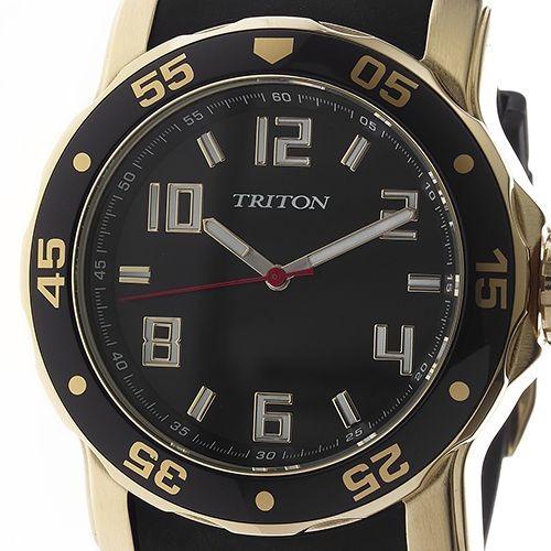 a20295774cd Relógio Triton Linha Big Ben Mtx258 - R  287
