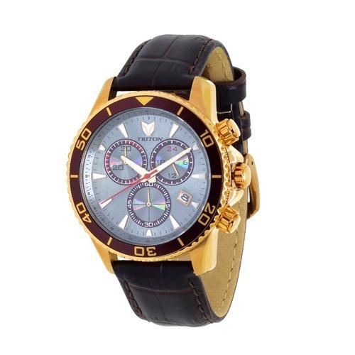f086844a8 Relógio Triton Masculino Mtx821 - R$ 279,00 em Mercado Livre
