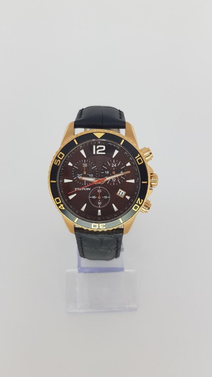 4fce9299615 relógio triton masculino mtx824. Carregando zoom.