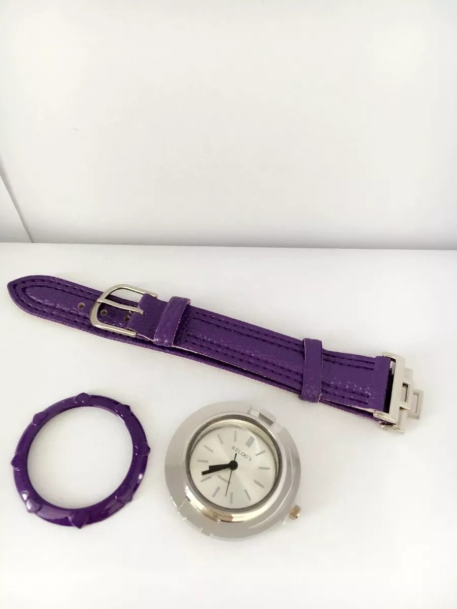 f0fc3a717b3 Relógio Troca Pulseiras R   R Feminino Versão-jovem-mod.003 - R  84 ...