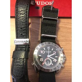Relógio Tudor Aeronaut Gmt 20200 Automático Masculino