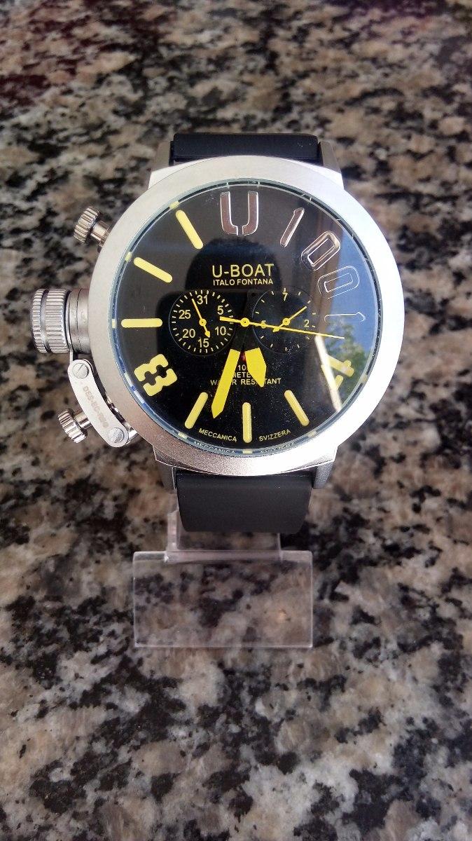 960be539982 relógio u-boat - automático- pronta entrega. Carregando zoom.