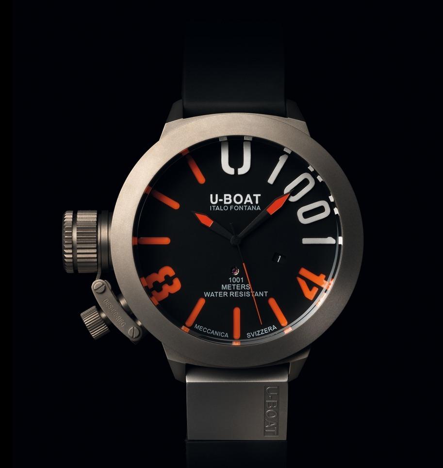 7e46a1be73f relógio u-boat classico u-1001 italo fontana ( ed. limitada). Carregando  zoom.