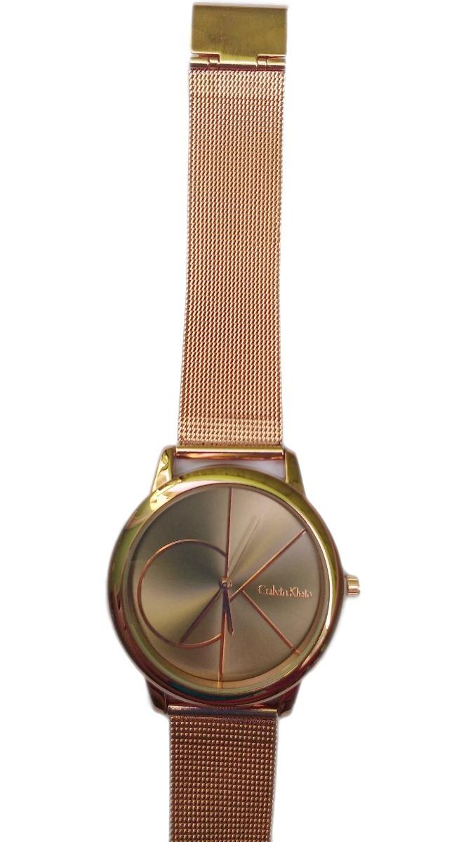 aba9e8fa362 relógio unissex importado calvin klein pulseira aço. Carregando zoom.