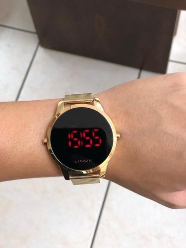 relógio unissex lince mdg4586l pxkx= 23