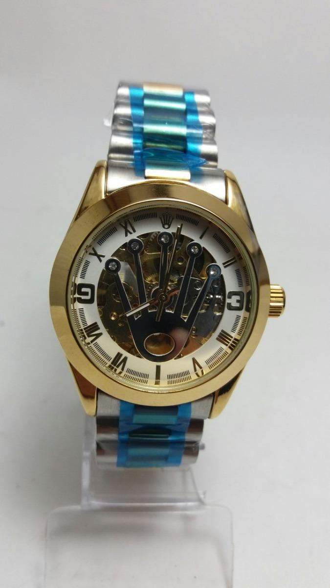 795e023bc75 relógio unissex rlx barato automático luxo frete grátis c.63. Carregando  zoom.
