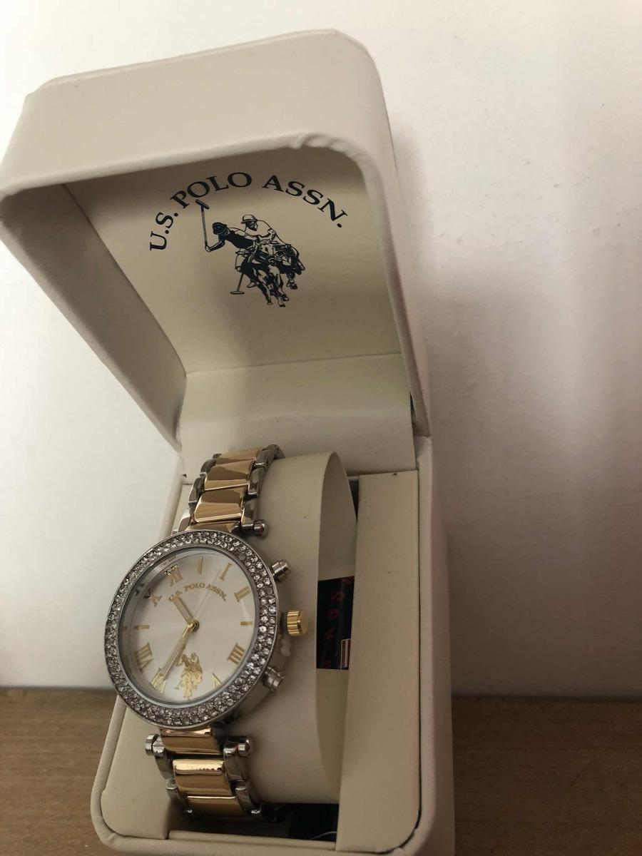 50db6d100c6 Relógio Us Polo Feminino Imperdível Baixou 199